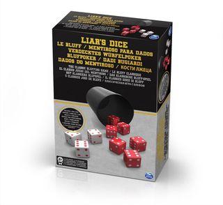 CARDINAL GAMES žaidimas Melagio kauliukai, 6035369