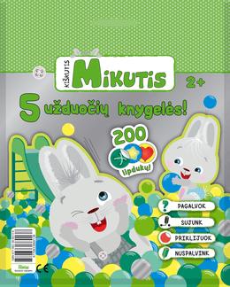Rinkinys KIŠKUTIS MIKUTIS Nr. 1 (žalias)