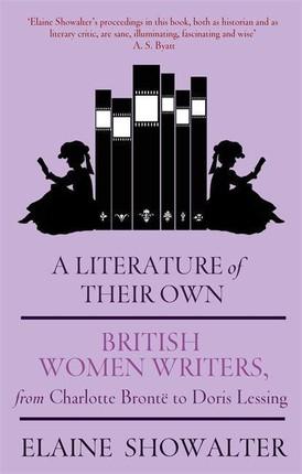 A Literature Of Their Own