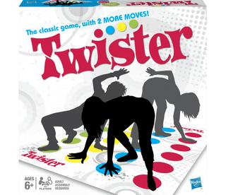 """Žaidimas """"Twister"""". Hasbro"""