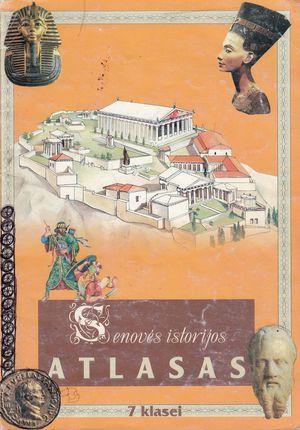 Senovės istorijos atlasas 7 klasei