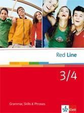 Red Line 3 und 4. Grammar, Skills & Phrases