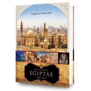 Paslaptingas Egiptas. Gidės užrašai