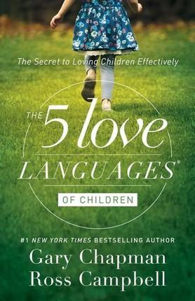 5 LOVE LANGUAGES OF CHILDREN THE