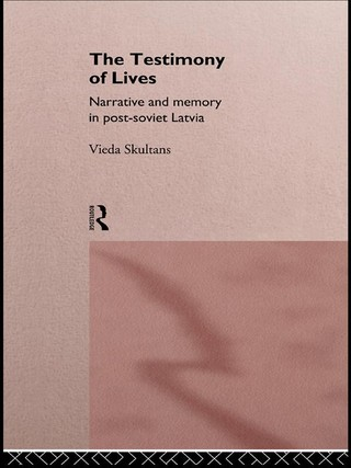 The Testimony of Lives