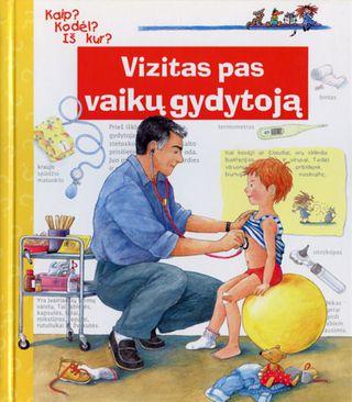 Vizitas pas vaikų gydytoją