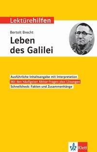 "Lektürehilfen Bertolt Brecht, ""Das Leben des Galilei"""