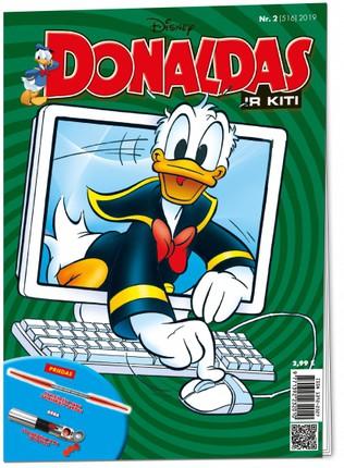 Donaldas ir kiti. Žurnalas. Nr 2 (516)