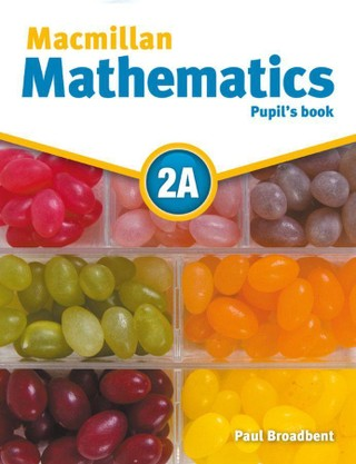 Macmillan Mathematics 2A. Pupil's Book with CD-ROM