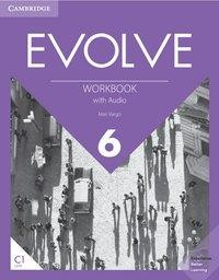 Evolve 6 (C1). Workbook with Audio