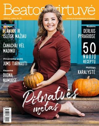 Beatos virtuvė. Žurnalas. 2020 m. ruduo Nr. 28