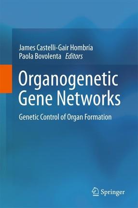 Organogenetic Gene Networks