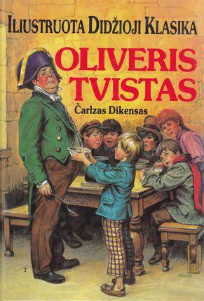 Oliveris Tvistas