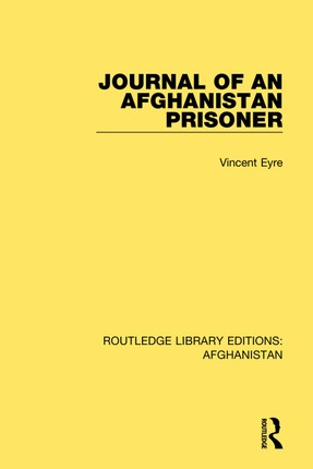 Journal of an Afghanistan Prisoner