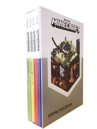 Minecraft Knygų kolekcija