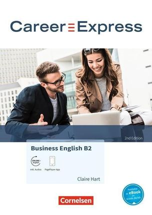 Career Express - Business English B2 - Kursbuch mit Audios als Augmented Reality