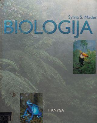 Biologija I knyga