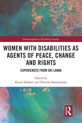Women with Disabilities as Agents of Peace, Change and Rights