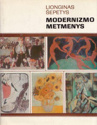 Modernizmo metmenys
