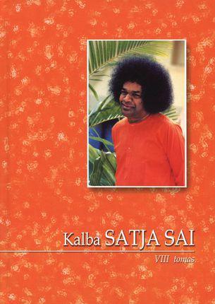 Kalba Satja Sai. 8 tomas
