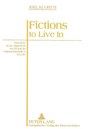 Fictions to Live In