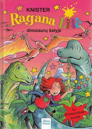 Ragana Lilė dinozaurų šalyje. 14-oji knyga