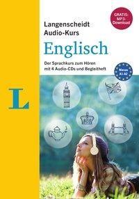 Langenscheidt Audio-Kurs Englisch - Gratis-MP3-Download inklusive