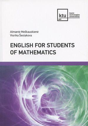 English for Students of Mathematics