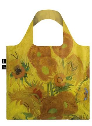 "LOQI pirkinių krepšys ""VAN GOGH Sunflowers Bag"""