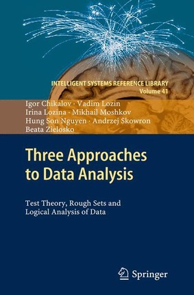 Three Approaches to Data Analysis
