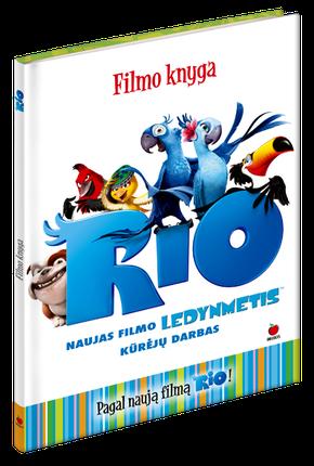 Rio. Filmo knyga