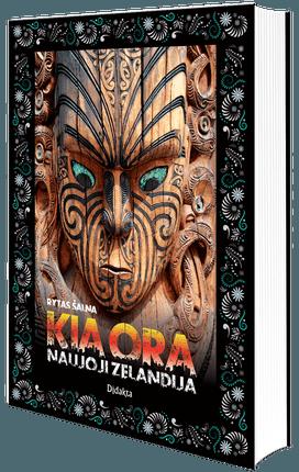 Kia Ora: Naujoji Zelandija