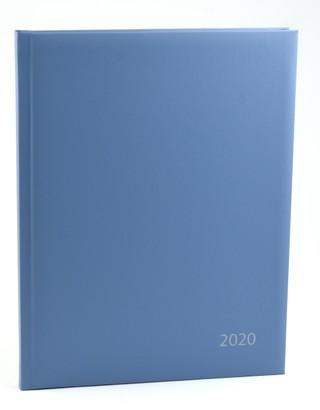 Darbo kalendorius 2020 m. A4 (melsvas)