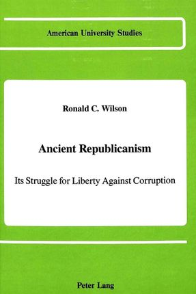 Ancient Republicanism
