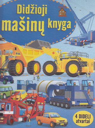 Didžioji mašinų knyga