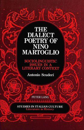 The Dialect Poetry of Nino Martoglio