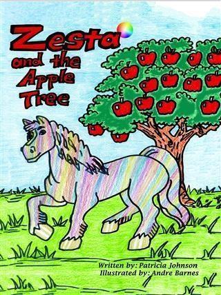 Zesta and the Apple Tree