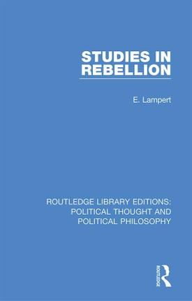 Studies in Rebellion