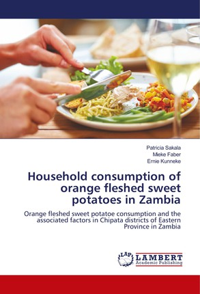 Household consumption of orange fleshed sweet potatoes in Zambia