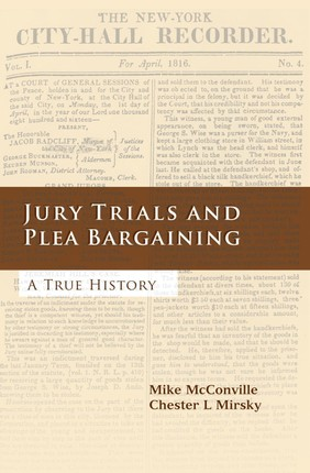 Jury Trials and Plea Bargaining