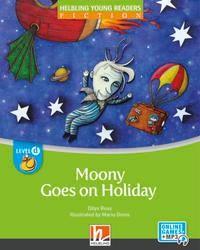 Moony Goes on Holiday + e-zone