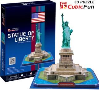 3D dėlionė: Laisvės statula