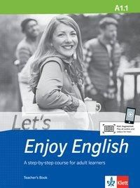 Let's Enjoy English A1.1. A step-by-step course for adult learners. Teacher's Book