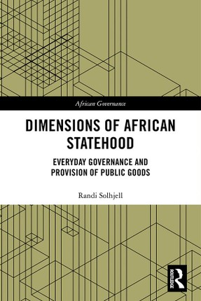 Dimensions of African Statehood