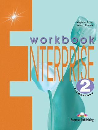 Enterprise 2. Workbook. Anglų kalbos pratybų sąsiuvinis