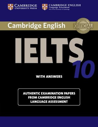 IELTS 10. Student's Book with answers