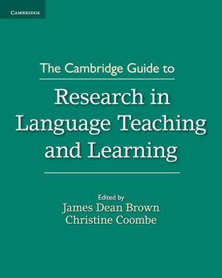 The Cambridge Guide to Research in Language Teaching and Learning