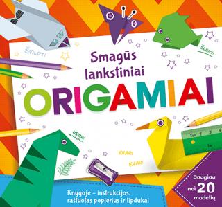 Origamiai: smagūs lankstiniai