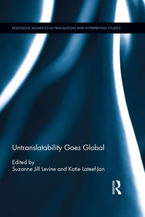 Untranslatability Goes Global