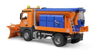 BRUDER sunkvežimis sniego valymo, 3685